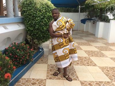 APPIANYINASE HENE - NANA KWANIN KWANFO II